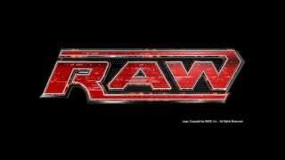 WWE - Raw Theme Song 2006-2009 ''To Be Loved'' by Papa Roach