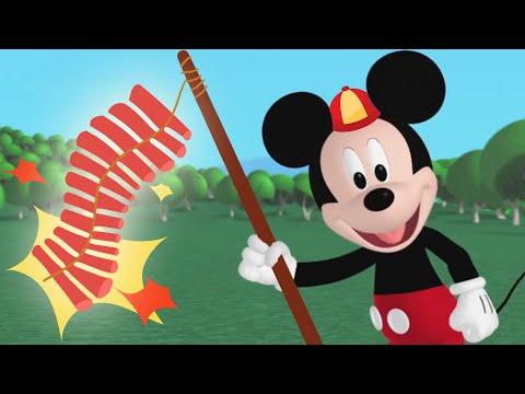 米老鼠來跟大家拜年