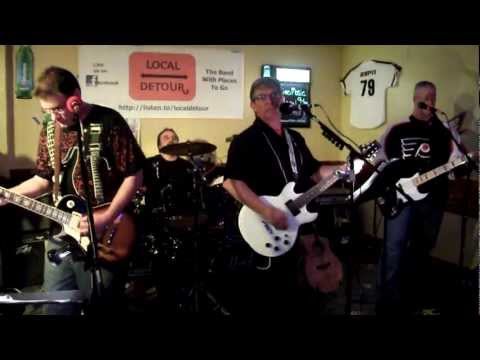 Local Detour-Bang a Gong-february 25, 2012-Dirty Jerzees