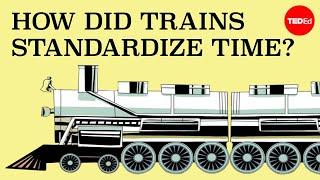アメリカの列車はいかに標準時を作ったか ― ウィリアム・ヒュイスラー