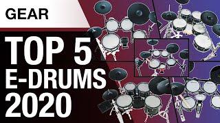 Top 5 E-Drums of 2020 | Millenium, Roland, Alesis, Gewa | Thomann