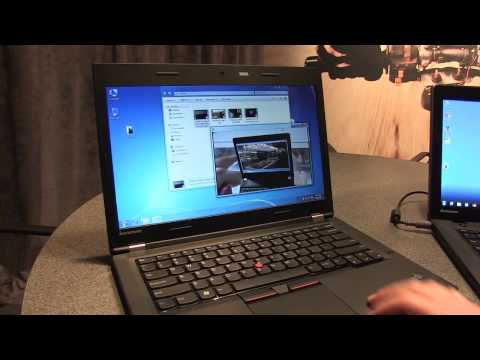 Lenovo T430U and S430 hands-on