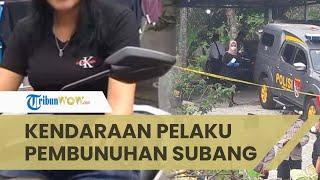 Pelaku Pembunuhan di Subang Diduga Pakai Motor Warna Biru, Foto Istri Muda Yosef Sempat Jadi Sorotan