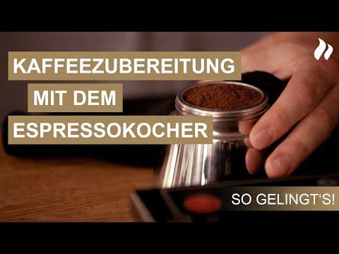 Kaffeezubereitung mit dem Espressokocher. Ein Tutorial von Profi-Barista  | roastmarket