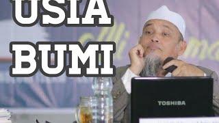 Teori Bumi - Ust Ali Ahmad Bin Umar