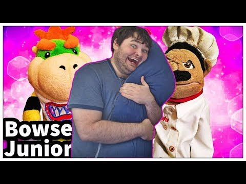 SML Movie: Bowser Junior's Doll! REACTION (видео)