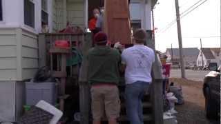 Stafford Volunteers Help Shore Victims Rebuild After Sandy