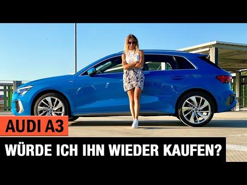 Audi A3 (2020)💙 Würde ich ihn wieder kaufen? Fahrbericht | Review | Test | Night Drive | Optik | POV
