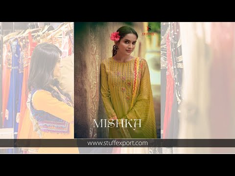 Deepsy Mishka Pashmina Winter Suits Catalog Collection