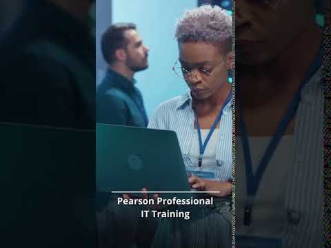 Pearson IT Professional Certification Training Courses - YouTube