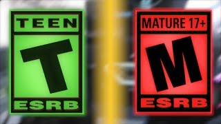 Video Games That Blur the Line Between Rated T and Rated M (ESRB)