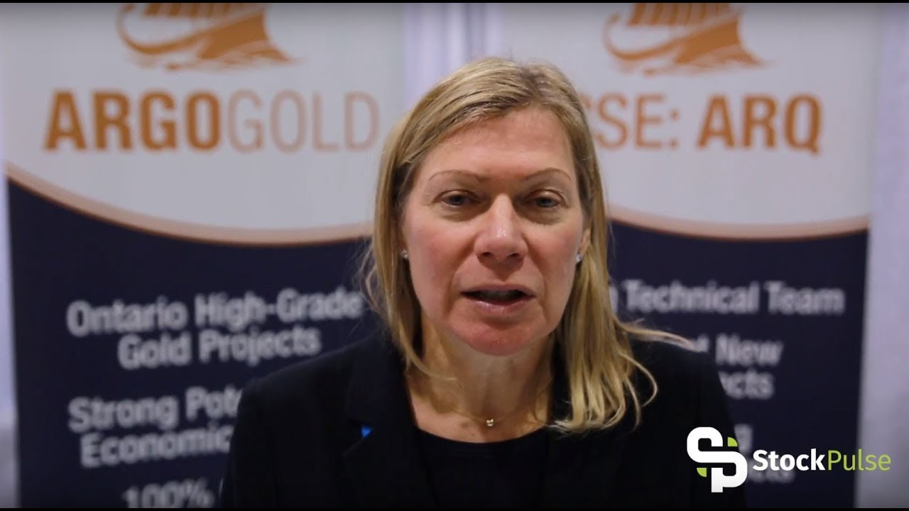 Argo Gold Company Overview with Judy Baker at the 2018 PDAC in Toronto