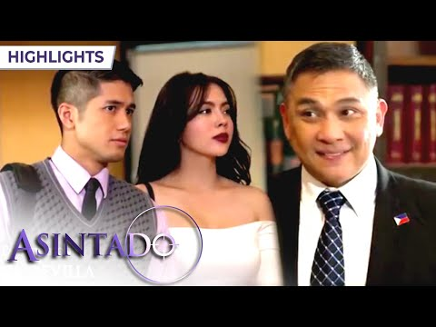 Asintado: Salvador accepts Stella's offer | EP 36