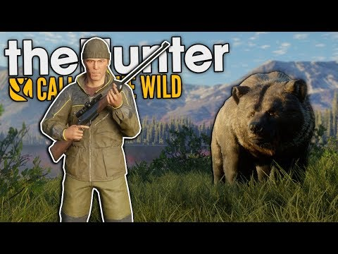 Idiots Get Attacked by a Bear in the Yukon! - The Hunter Call of the Wild Multiplayer