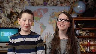 Nat Geo Kids Make Music with Water