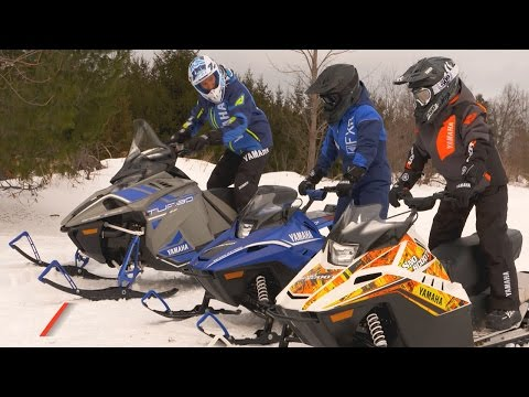 2018 Yamaha SnoScoot in Ishpeming, Michigan - Video 1