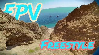 ???? FPV in Paradise || FPV Freestyle ⛵️