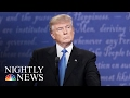 Donald Trump Receives Hacking Briefing, Doesn't Antagonize Intel Community | NBC Nightly News