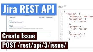 Jira REST API - Create an Issue