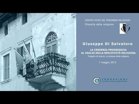 La Credenza Religiosa : Fondazione campostrini