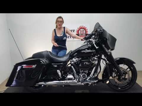 2017 Harley-Davidson Street Glide® Special in Temecula, California - Video 1