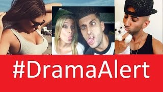 """FouseyTube Bans Teens from Prom #DramaAlert Prank Vs Prank- """"Mother of my child arrested"""" JoeySalads"""
