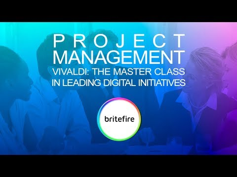 VivaLDI Digital Project Management course - YouTube