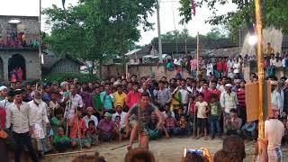 preview picture of video 'Muharram Mohana Chandpur Akhra me khelte huye'