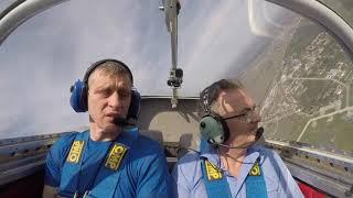 Высший пилотаж(Полет на RV7 Yuriy Falyosa 21.04.18)