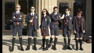 The Umbrella Academy Trailer Song (Gerard Way Feat. Ray Toro   Hazy Shade Of Winter)