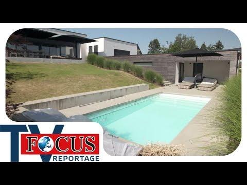Swimmingpool selber bauen: Der Mega-Hype in deutschen Gärten | Ganze Reportage | Focus TV Reportage