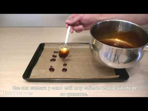 Creo Tu Propios Caramelos Para El Dolor De Garganta