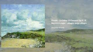 La Cetra 12 Concerti Op.9