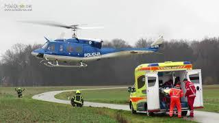 Helikopter LPE s HNMP v Ključarovcih