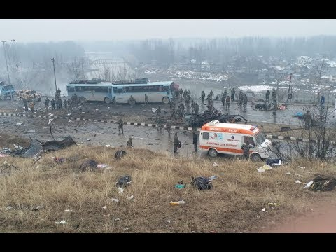 12 CRPF jawans martyred in a terror attack in Kashmir's Pulwama: What we know so far