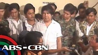 BALIKAN: Kit Alqueza, unang suspek sa Sarmenta-Gomez slay | TV Patrol