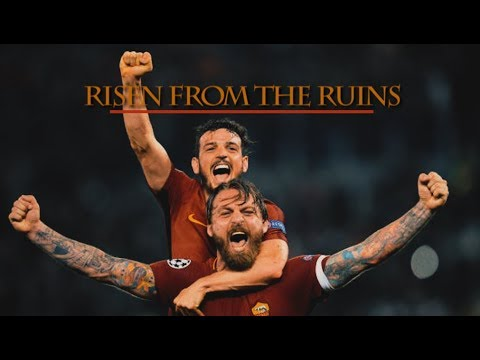 AS ROMA v FC BARCELONA - Risen From The Ruins   4-4 Cinematic Movie