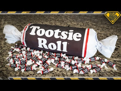 Download World's Largest Tootsie Roll?! HD Mp4 3GP Video and MP3