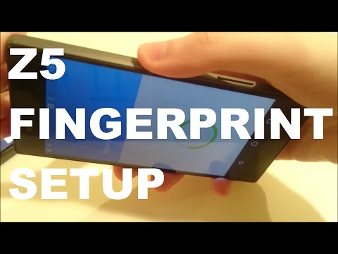 How to PROPERLY set up and use Fingerprint Scanner on Sony Xperia Z5 and Z5 Compact