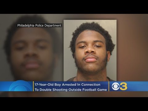 17-Year-Old Boy Arrested In Connection To Double Shooting Outside High School Football Game, Police