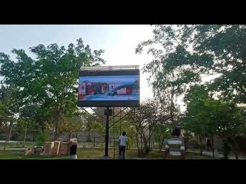 TECHON P10  Advertising LED Screen