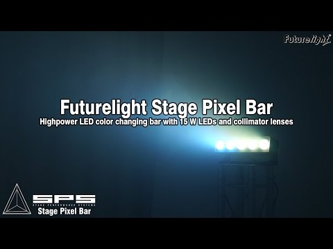 FUTURELIGHT Stage Pixel Bar 10
