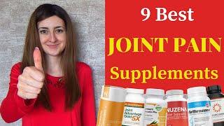 9 Best Joint Pain & Arthritis Supplements (2021 Guide)