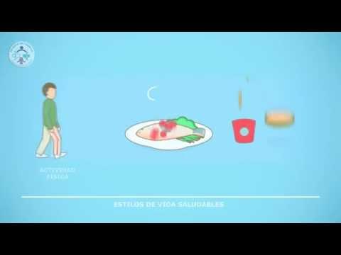 El efecto sobre el páncreas, la presión arterial