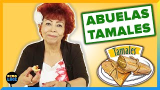 Mexican Abuelas Try Each Other's Tamales
