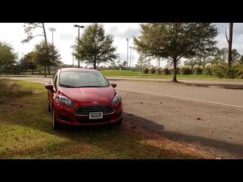 New 2018 Ford Fiesta SE
