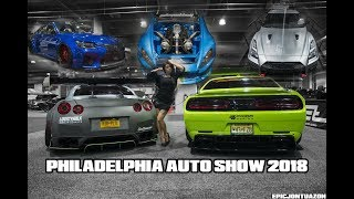 Philadelphia Auto Show 2018
