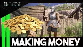 The BEST Ways To Earn MONEY - Kingdom Come Deliverance