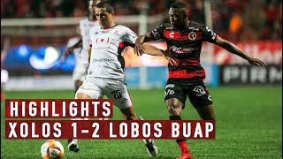 Resumen | Tijuana 1 - 2 Lobos BUAP | Liga MX - Clausura 2019  - Jornada 15 | Xolos