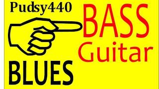 3  Bass Lines for Blues, Easy to Learn